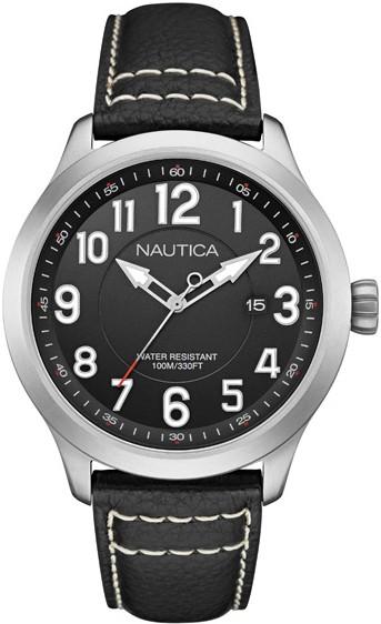 Pánské vodotěsné hodinky NCC 01 DATE. NAUTICA NAI10004G 7a808a46e0b