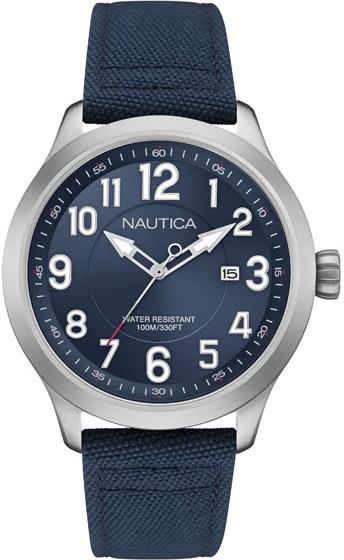 Pánské vodotěsné hodinky NCC 01 DATE. NAUTICA NAI10501G 87978a0dfd9