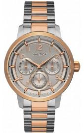 Pánské vodotěsné hodinky NCT 15 Multi II. NAUTICA NAD19556G a6af8548933