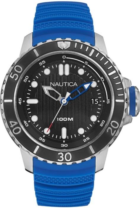e55c35e941e ... Pánské vodotěsné hodinky NMX Dive Style Date. NAD18517G NAD18517G